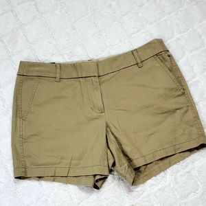 NWT J.Crew Factory Chino Shorts